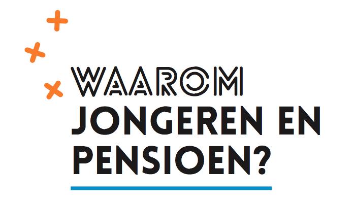 Jongeren en Pensioen? Doen! - de Toolkit